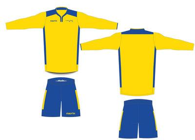 FC Delta Sports 95 Wedstrijdtenue