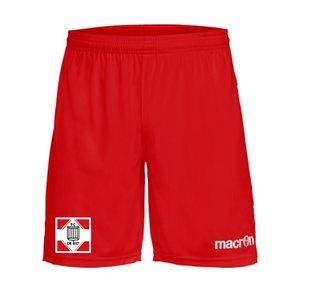 FC De Bilt Wedstrijdbroek (Rood)