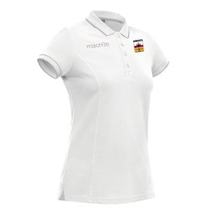 vv Steen Dames Polo (Wit)